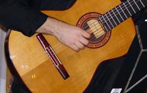Cursos gratuitos de violão Funesc PB 2012