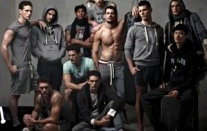 Roupas masculinas para academia
