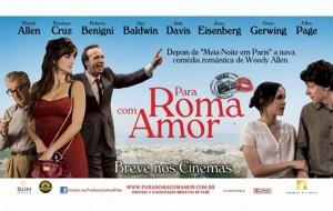Filme Para Roma Com Amor: sinopse, elenco, fotos