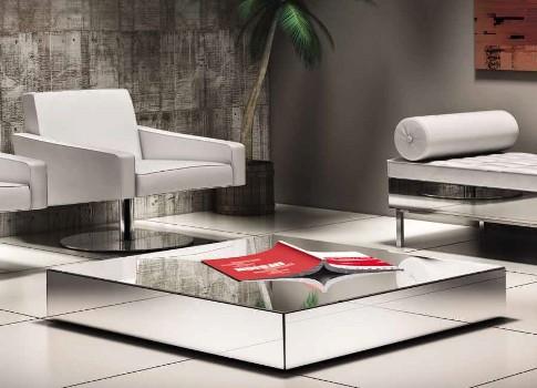 Mesa de centro espelhada modelos pre os mundodastribos - Modelos de mesa de centro ...