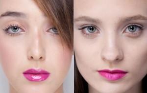 Batom rosa: tendências 2012