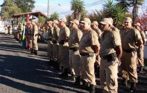Concurso Polícia Militar SC 2012: inscrições, vagas