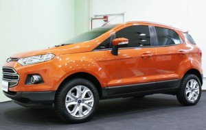 Novo EcoSport, Ford 2012: preços, fotos