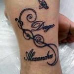 486866 Tatuagens escritas 09 150x150 Tatuagens escritas: fotos