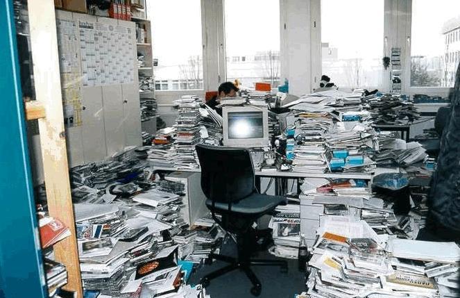 Produtividade zero. (foto:Divulgação)