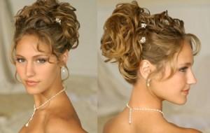 Penteados para noivas 2013