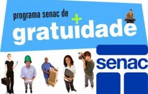 Senac RN, Cursos gratuitos 2012