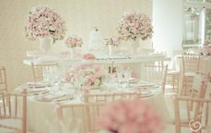 Festa de casamento pequena, como organizar