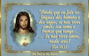 Mensagens sobre Jesus para Facebook