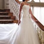 494054 Vestido de noiva romântico 02 150x150 Vestido de noiva romântico: fotos