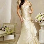 494054 Vestido de noiva romântico 18 150x150 Vestido de noiva romântico: fotos