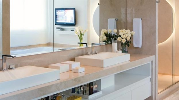 Modelos de pias para banheiros dicas, fotos  MundodasTribos – Todas as trib -> Pia Para Banheiro Chatuba