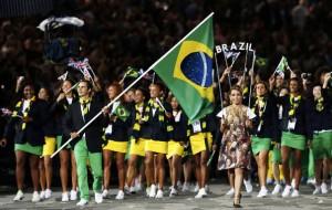 Olimpíadas nas redes sociais, atletas