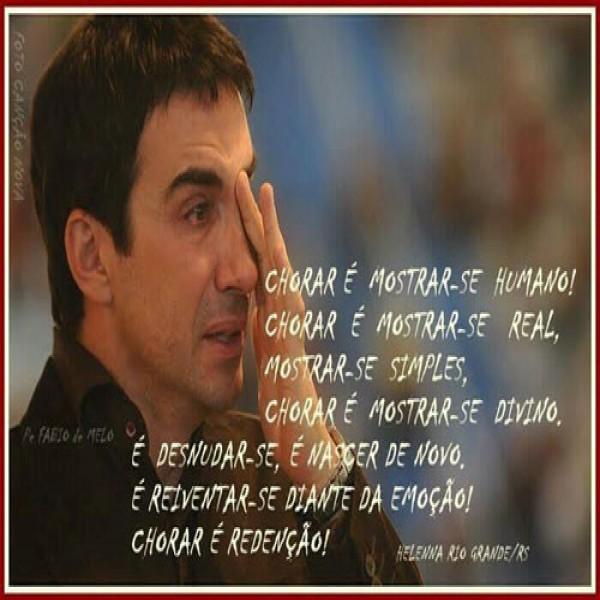 Tag Pe Fabio De Melo Mensagens Para Facebook