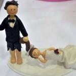 495627 Noivinhos criativos para bolo de casamento 03 150x150 Noivinhos criativos para bolo de casamento: fotos