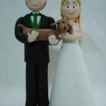 495627 Noivinhos criativos para bolo de casamento 06 150x150 Noivinhos criativos para bolo de casamento: fotos
