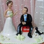 495627 Noivinhos criativos para bolo de casamento 09 150x150 Noivinhos criativos para bolo de casamento: fotos