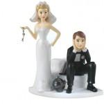 495627 Noivinhos criativos para bolo de casamento 19 150x150 Noivinhos criativos para bolo de casamento: fotos