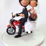495627 Noivinhos criativos para bolo de casamento 22 150x150 Noivinhos criativos para bolo de casamento: fotos