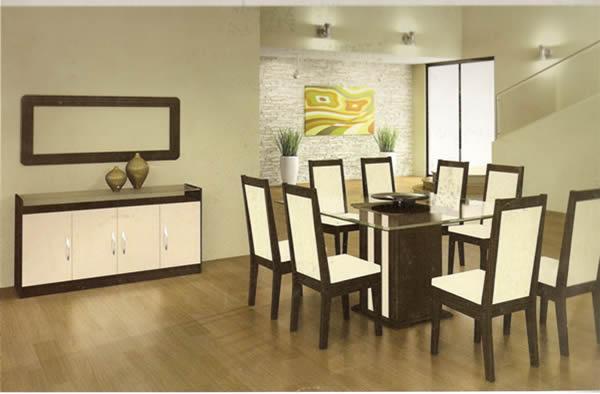 Sala De Jantar Pequena Casas Bahia ~ 49572 Sala de Jantar Completa – Fotos 5 150×150 Sala de Jantar