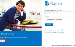 Outlook login, como entrar no Outlook da Microsoft