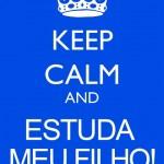 497261 Keep calm and estuda meu filho 150x150 Melhores imagens Keep Calm para Facebook