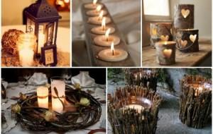 Decoração rústica para casamento: dicas, fotos