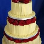 497966 06 Bolos decorados para casamento 150x150 Bolos decorados para casamento: fotos