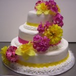 497966 09Bolos decorados para casamento 150x150 Bolos decorados para casamento: fotos
