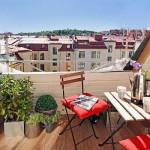 498141 Decoração de terraços fotos 7 150x150 Decoração de terraços, fotos