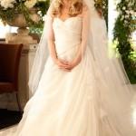 499709 Siobhan Martin na série Ringer. 150x150 Vestidos de noiva dos filmes: fotos