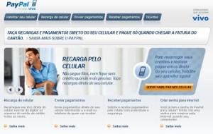 PayPal Mobile: pagamentos via celular