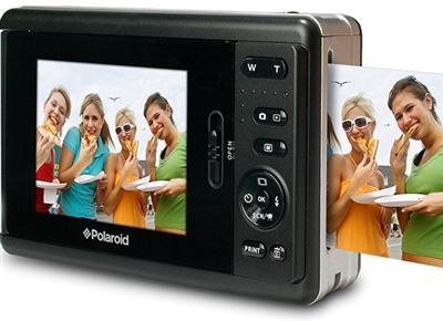 a2286567d930f Câmera polaroid digital