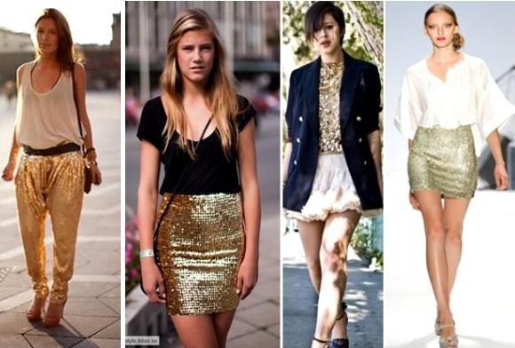Bolsa Dourada Combina Com Que Roupa : Roupas douradas como usar mundodastribos todas as