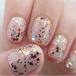 502622 Os produtos com glitter de tamanho variado são bem femininos. 150x150 Esmaltes com glitter, como usar