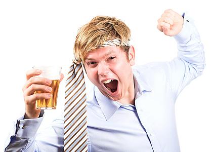 Que fazer se o marido muitas vezes bebe