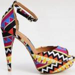 504816 A estampa etnica também é tendência. 150x150 Sandálias Moda 2013: Modelos, fotos, onde encontrar