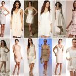 506159 Os vestidos de noiva para casamento civil devem ser mais discretos Fotodivulgação. 150x150 Vestido de noiva discreto para casamento civil: fotos
