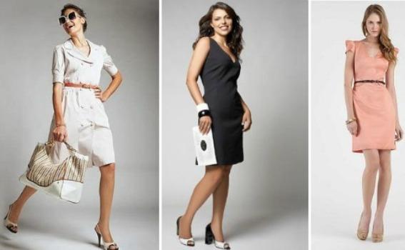 Vestidos femininos para trabalho