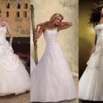 506699 O ideal é optar por vestidos com cintura bem justa pois alonga a silhueta Fotodivulgação. 150x150 Vestido de noiva para baixinhas: como escolher