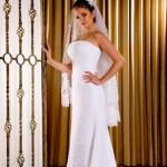 506699 Vários modelos de vestidos podem ser encontrados para noivas baixinhas Fotodivulgação. 150x150 Vestido de noiva para baixinhas: como escolher