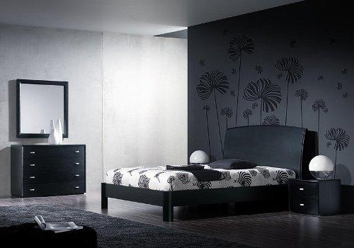 preto e branco dicas fotos 13 150×150 Decoração de quarto preto e