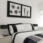 508147 Decoração de quarto preto e branco dicas fotos 15 150x150 Decoração de quarto preto e branco: dicas, fotos