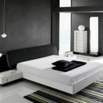 508147 Decoração de quarto preto e branco dicas fotos 2 150x150 Decoração de quarto preto e branco: dicas, fotos