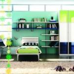 508177 Decoração de quarto colorido para jovens fotos 10 150x150 Decoração de quarto colorido para jovens: fotos