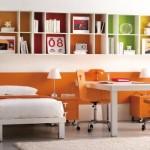 508177 Decoração de quarto colorido para jovens fotos 14 150x150 Decoração de quarto colorido para jovens: fotos