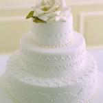 508669 Bolo rendado de casamento fotos 11 150x150 Bolo rendado de casamento: fotos