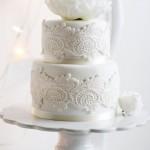 508669 Bolo rendado de casamento fotos 12 150x150 Bolo rendado de casamento: fotos