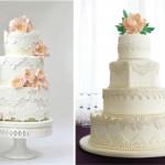 508669 Bolo rendado de casamento fotos 19 150x150 Bolo rendado de casamento: fotos