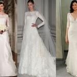 509185 As transparências são as tendências da moda para vestidos de noiva Fotodivulgação. 150x150 Vestidos de noiva com transparência: fotos